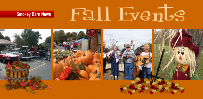 fall events slider