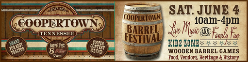 Coopertown barrel festival 511a