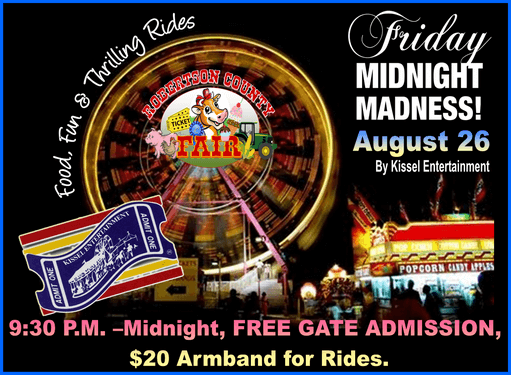 Kissel midnight madness 511 375