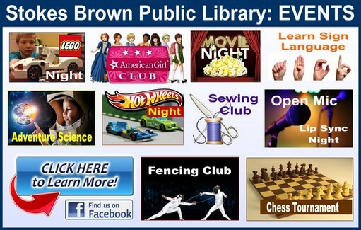 Library events 511