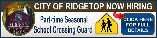 Ridgetop crossing guard 511 a