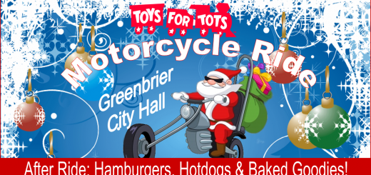 Motorcycles Presiodent Toys For Tots : Toys for tots motorcycle ride