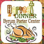 Byrum Porter Senior Center Announces Annual Harvest Dinner