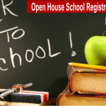 Back to school open house schedule