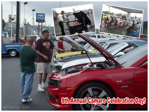 8th annual camaro day