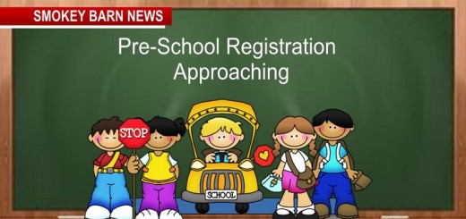 Pre-K Registration Dates Approaching: Bransford, Coopertown, East Robertson, Greenbrier, Jo Byrns and Krisle Elementary Schools.