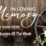 In Loving Memory: Obituaries From August 8 - August 14, 2017