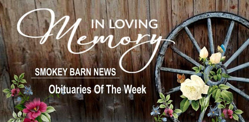 In Loving Memory: Obituaries From Oct. 3, 2018 - Oct. 10, 2018