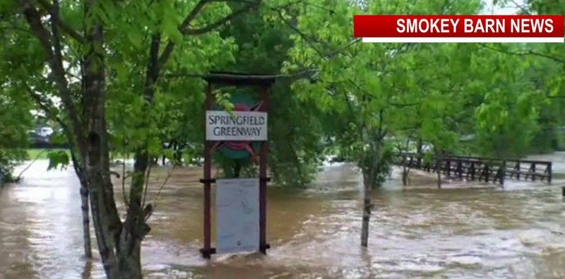 A Look Back At The Flood of 2010 - Six Year Anniversary