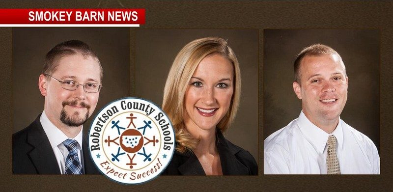 New Leadership For Robertson County Schools