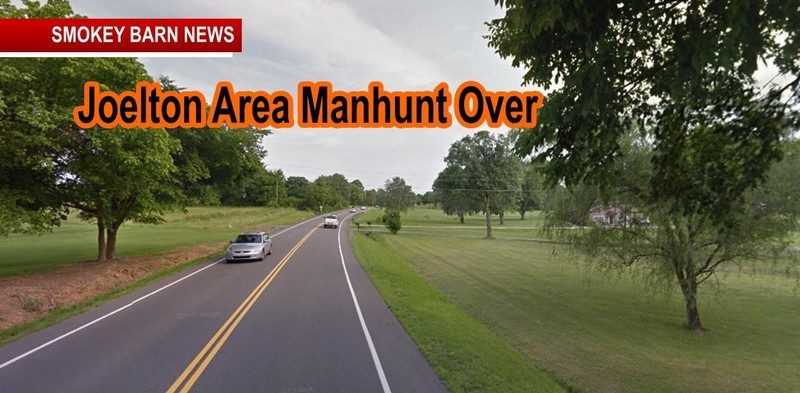 Joelton area manhunt over