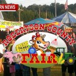The 2016 Robertson County Fair (FULL SCHEDULE)