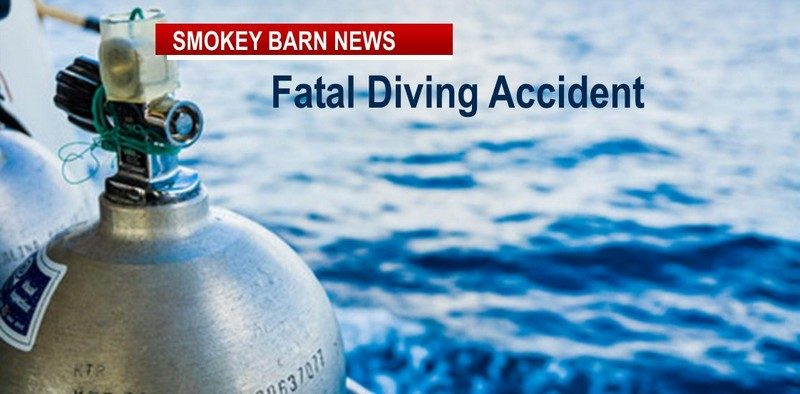 fatal diving accident