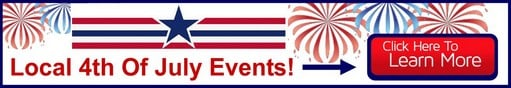 local july 4th events banner