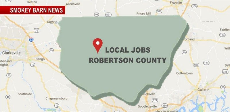 local jobs in robertson county