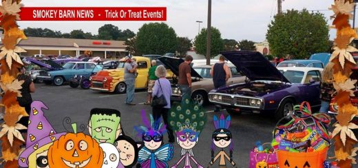 """Trick Or Treat"" Events Across Robertson County"