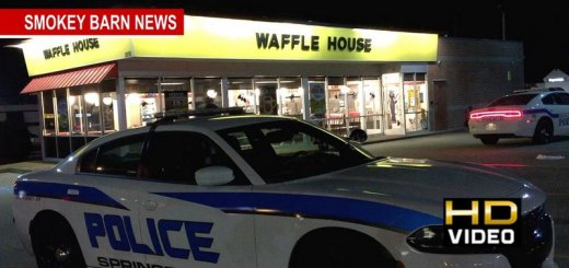 Springfield Police Seek Suspects After Brutal Beating At Waffle House