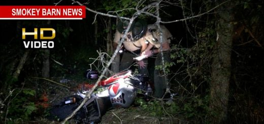 Motorcyclist Lifeflighted After Coopertown Crash