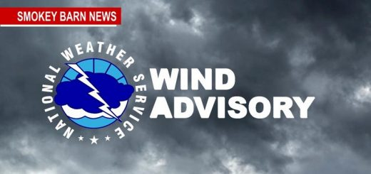 Wind Advisory Through Midnight Monday - 40 To 50 mph Gusts