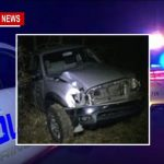 Police Find Locked Vehicle After Crash But No Driver