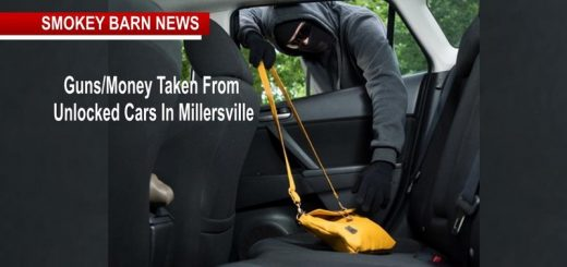 Thieves Get Gun/Money From Unlocked Cars In Millersville
