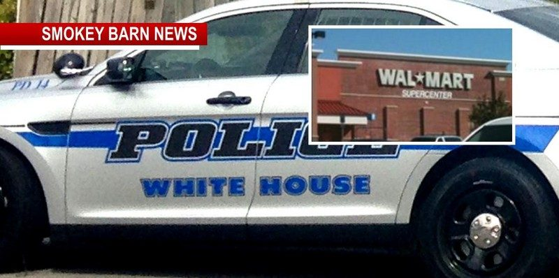 Man's Body Found In White House Walmart Parking Lot Sunday