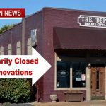 Depot Bar & Grill CLOSED 3 Days For Renovations