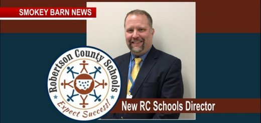 Dr. Christopher Causey To Be Robertson's New Director Of Schools