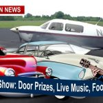 Saturday – Fly In/Car Show, Live Music, Food, Door Prizes