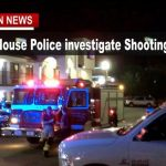 White House Police investigate Shooting At Motel 6