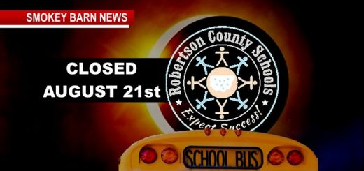 Robertson County Schools To Close August 21st Due To Eclipse