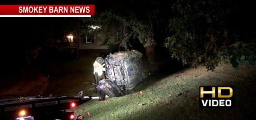 THP Investigating Rollover Injury Crash Friday Night
