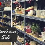 Burdett's Tea Shop/Trading Co. Offers Big Discounts At Warehouse Sale