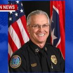 Springfield Police Chief David Thompson Announces Retirement