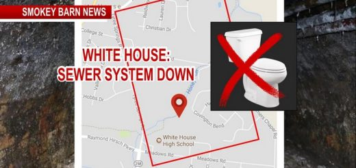 White House Says Don't Flush Til Morning...
