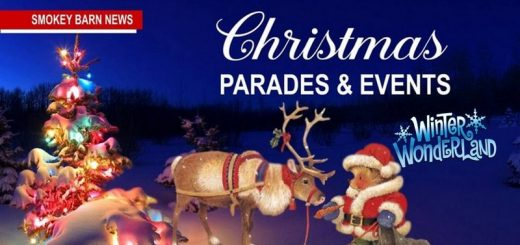 Annual Winter Wonderland, 2018 Christmas Parades & Holiday Events