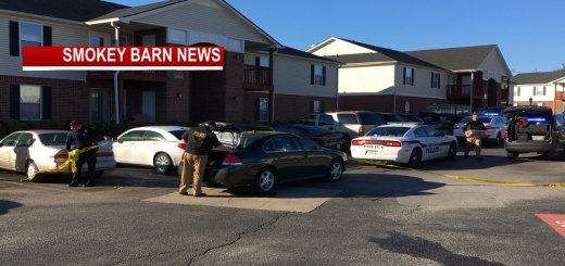 Springfield PD Investigate Homicide At Legacy Village Apts