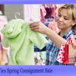 Tutus & Bow Ties Children's Spring Consignment Sale March 9-11