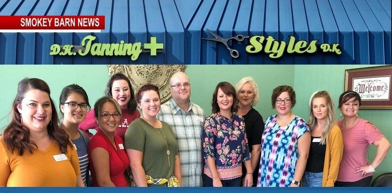 DK Styles Salon Expands With Nail & Tanning Services